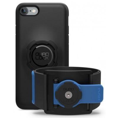 Quad Lock Run Kit držiak na ruku pre iPhone 7/8
