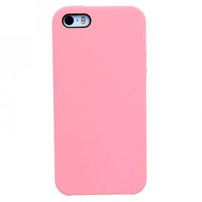 InnocentMade California puzdro pre iPhone SE/5s/5 - ružové