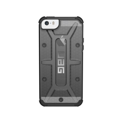 Kryt na Phone 5/5s/SE UAG kompozitný - sivý