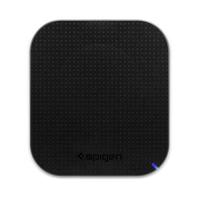 Bezdrôtová nabíjačka Spigen Essential F302W - čierna