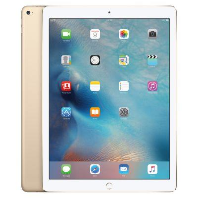 Apple iPad Pro Wi-Fi 128GB - zlatý